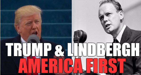 """Dr. David Duke """"Trump Inauguration Speech Declares War on the Neocons & Promotes Our Slogan """"America First!"""""""