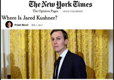 #TrumpCoup: Top Jews Fear Jared Kushner is Being Outfoxed by Steve Bannon, Call Him a Race Traitor