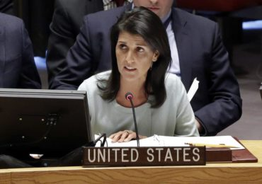 It's time to fire Nikki Haley