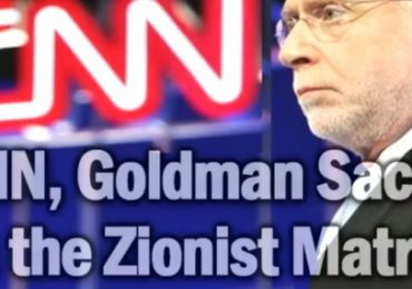 CNN, Goldman Sachs & the Zio Matrix of Power!