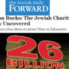 Exposed: 26 Billion Tax-free Bucks for Jewish Nationalist Agendas and for Israel! Dr. Duke Documents the Racist Hypocrisy!