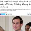 Donald Trump Must Fire Corrupt Zionist Kushner to Save his Presidency!