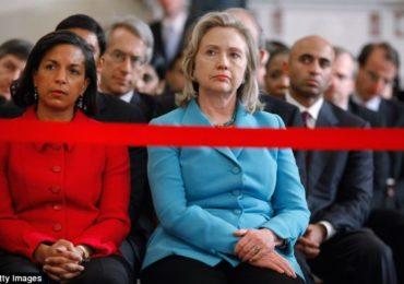 Susan Rice's role in coordinating Trump Campaign surveillance