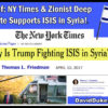 Dr. Duke & Mark Dankof Expose the Zionist Deep State Support of ISIS & Destruction of the Western World!