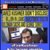 Dr. Duke and Eric Striker on Jared Kushner – Commu-Zionist anti-Trump, pro-Soros, anti-White Cesspool in the White House!