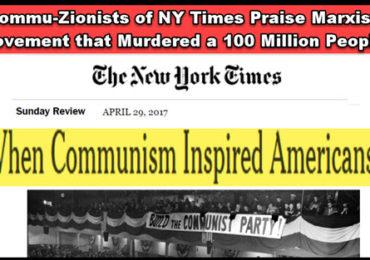 Imagini pentru new york times communists
