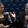 Professor Stephen F. Cohen decimates Julia Ioffe, anti-Russian Zionist narrative at American Jewish Committee event