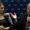 Professor Stephen F. Cohen decimates Julia Ioffe, anti-Russian Zionist narrative at American Jewish Committee event
