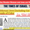 Dr. Duke & Don Advo prove Jews say they are not White & Why they support Black Lives Matter anti-White racism!