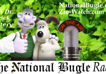 Really good shows from National Bugle Radio. You really should listen to them, goy!