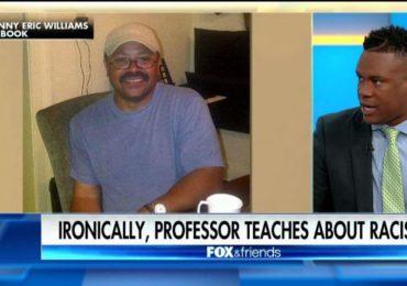 Prof Blasts 'Inhuman' White People, Endorses Idea EMT's Should've Let Scalise Die