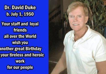Happy Birthday, Dr. Duke!