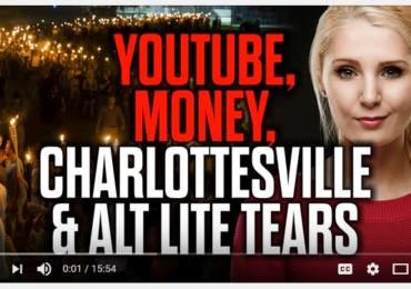 YouTube, Money, Charlottesville & the Alt Lite — New Mark Collett Video
