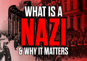 "What Calling Whites Who Defend their Heritage ""Nazis"" is a Lie! — New video from Mark Collett"