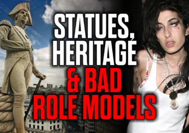 Statues, Heritage & Bad Role Models — New Video from Mark Collett