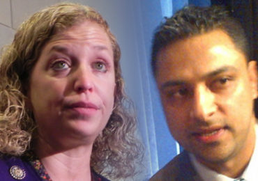 Why is Wasserman-Schultz covering up for Muslim IT guy arrested while trying to flee the country?