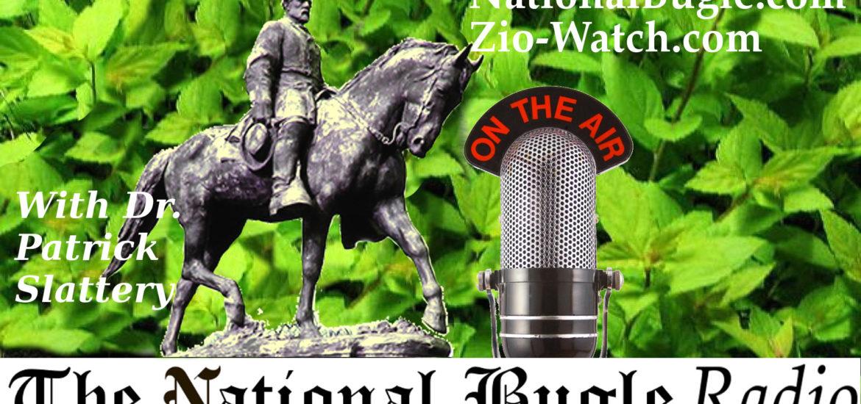 National Bugle Radio: Dr. Slattery Eyewitness report from Charlottesville with Mark Dankof analysis