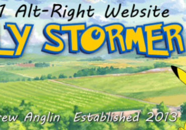 Daily Stormer back up. Here is the new link!