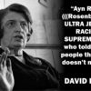 Is Race Real and Why Race Matters! – White Genocide & The Libertarian Fraud of Ayn Rand (((Rosenbaum)))