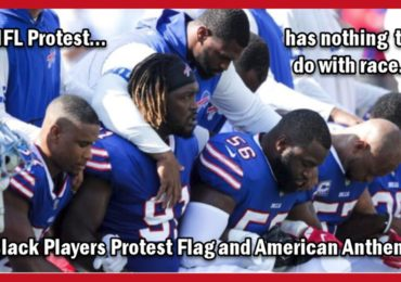 Dr. Duke & Atty Advo: Alabama Landslide Warns Trump to Keep Promises – Cuckservatives Lie Saying NFL Protest had Nothing to Do With Race! It's About Anti-Racism!