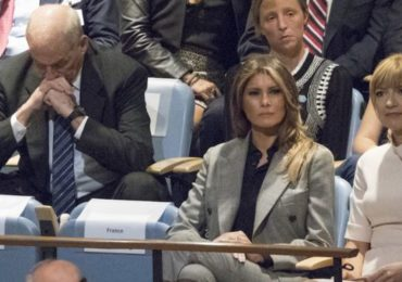Trump speaks Zio to UN, but what really counts is what he DIDN'T say