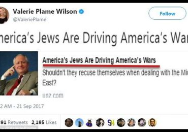 "Dr. Duke & Mark Collett: Former CIA Agents Say ""Jews are Starting Anti-American, Insane Wars for Israel !"