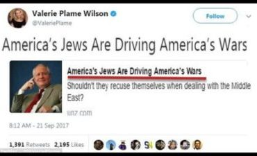 """Dr. Duke & Mark Collett: Former CIA Agents Say """"Jews are Starting Anti-American, Insane Wars for Israel !"""