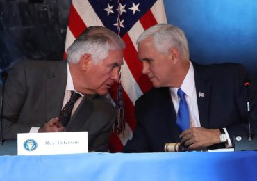 Tillerson Summoned to White House Amid Presidential Fury