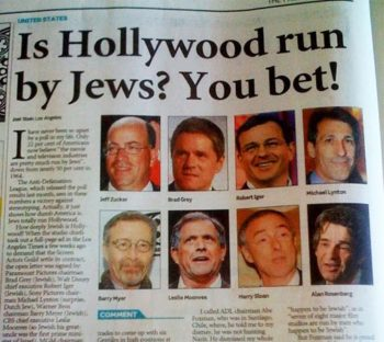 Dr Duke & Andy Hitchcock – It's Not White Supremacy, nor is it Russians or Chinese Threats, it's Jewish Supremacy!