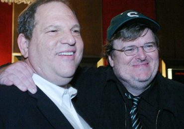 """Michael More Attacks Weinstein, a Whiteophobic Racist Who hates White People but Loves Jewish Privilege, as a """"White Man""""!"""