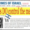 Dr. Duke Quotes Jewish Extremist Who Exposes Himself by Warning Jews Not to Tell Truths that Dr. Duke can Quote!