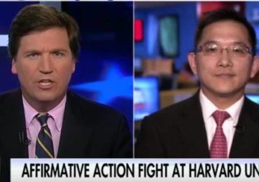 Dr. Duke exploses the Zio-Social Media Shut-down of Free Speech & Tucker Carlson Comes Close to Exposing J-Question in Anti-White Racism!