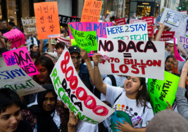 Why Mass Immigration is Racist Genocide of White People – DACA Amnesty is Death of For America!