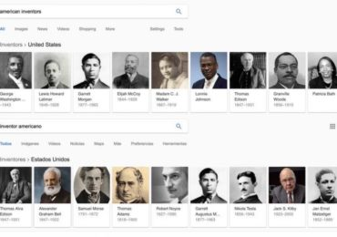 Google says that blacks invented everything