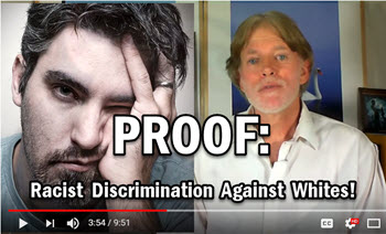 Dr. Duke Proves Affirmative Action is Massive Racism!