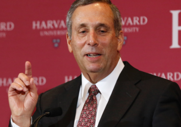 "Incubating the ""Jewmerican"" Elite – A New Jewish President at Harvard – No Surprise!"