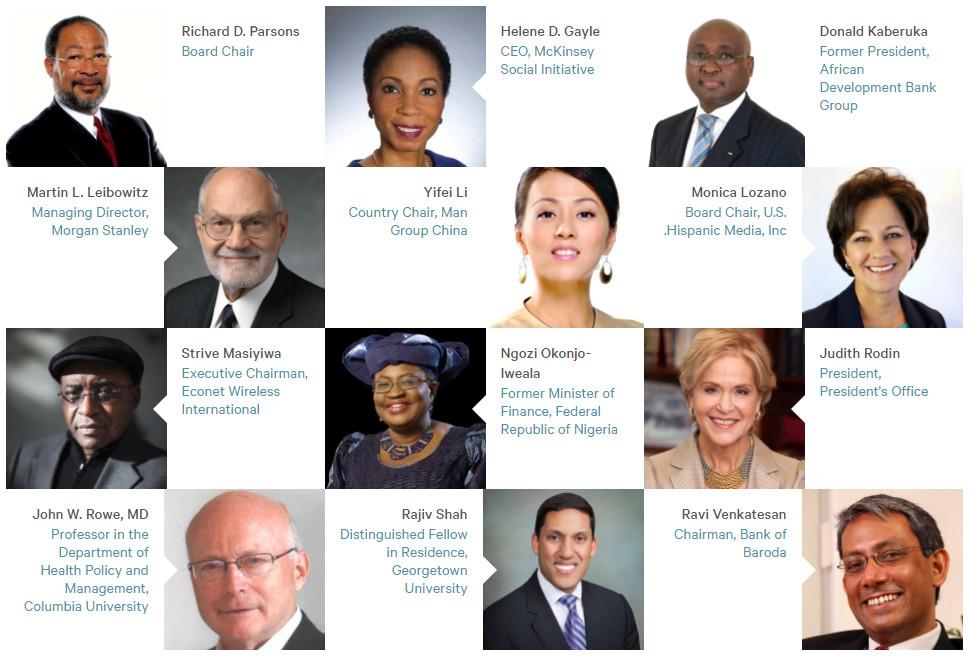 Is the Rockefeller Foundation Jewish? You decide  – David