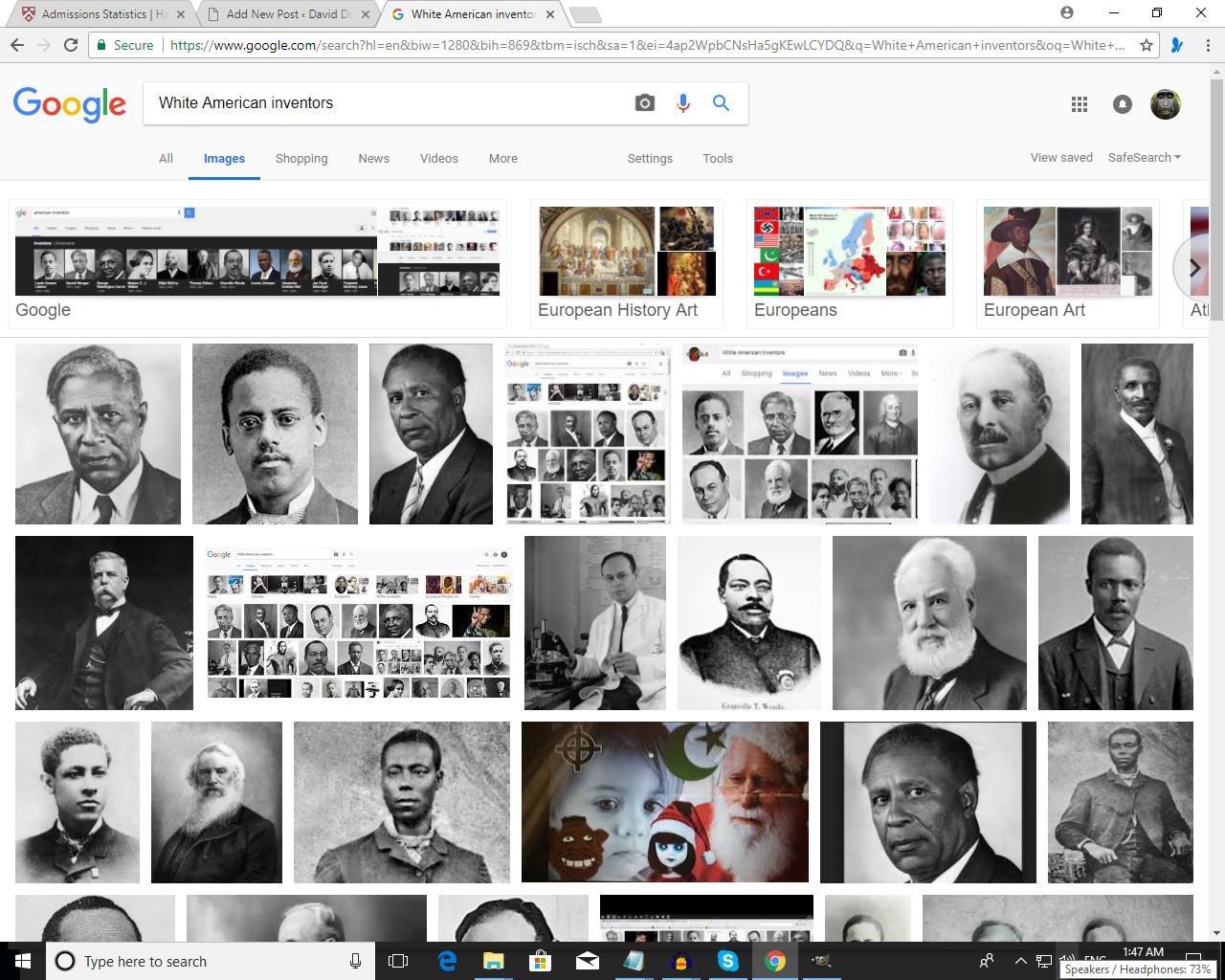 play the new google game where s whitey david duke com