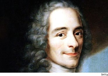 "Jewish Writer Hertzberg Tells Us of Voltaire's Warning of Jews are ""Deadly to the Human Race"""