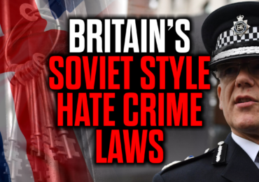 EXPOSED: Britain's Soviet Style Hate Crime Laws: Mark Collett video