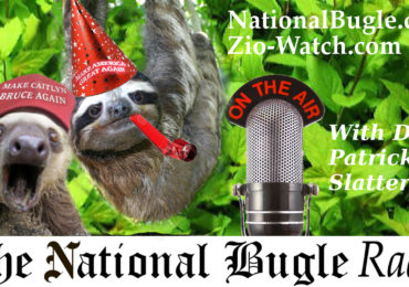 Mark Dankof on Skankbassador Nikki Haley and the Democrats as the Party of Armageddon: National Bugle Radio