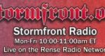 Stormfront Radio, Friday, October 12, 2018