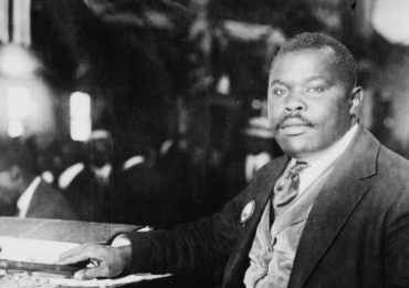 Dr Duke & Andy Hitchcock Honor a Great Black Man, Marcus Garvey Who Was Persecuted by Jewish Zionists Because His Proposals Would be Good for Blacks & Whites