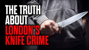 The Truth About London's Knife Crime Epidemic