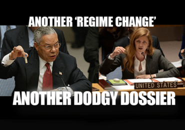 Duke & Hitchcock – Zio History Repeats Itself – Lies of Iraq War & Zio Lies of Syrian Chemical Weapons Attacks – Expose Them!