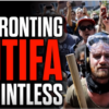 Confronting Antifa is Pointless — New Mark Collett Video