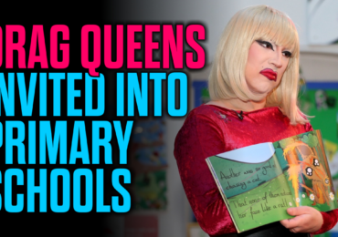 Drag Queens Invited into British Primary Schools
