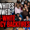 No Whites Allowed: Anti-White Policy Backfires — New Mark Collett Video