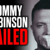 Tommy Robinson Jailed & the Free Speech Movement: New Mark Collett Video