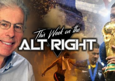 This Week on the Alt Right with special guest Professor Kevin MacDonald